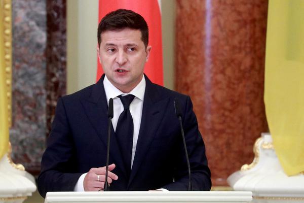 Tổng thống Ukraina cùng 1 số Bộ trưởng dương tính với Covid-19-1
