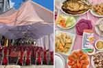 Chủ nhà hàng ở Điện Biên: Cô dâu bom 150 mâm cỗ cưới hứa sẽ trả đủ số tiền-7