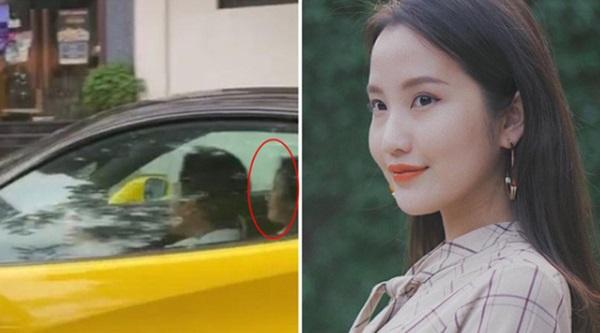 Không phải Midu, cô gái ngồi trên siêu xe Phan Thành có góc nghiêng khớp với bồ cũ gần nhất?-2