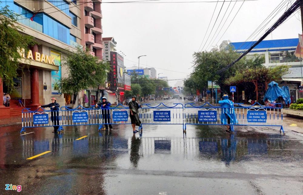 Cây gãy đổ la liệt khi bão số 12 quét qua Nha Trang-10