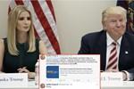 Ivanka Trump xuất hiện tích cực trên truyền thông, chia sẻ ảnh đẹp hút hồn trong khi Đệ nhất phu nhân Mỹ cũng có động thái mới-5