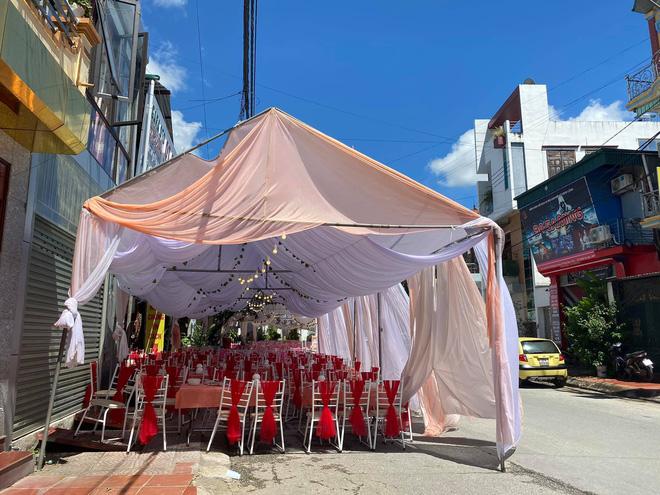 Chủ nhà hàng ở Điện Biên: Cô dâu bom 150 mâm cỗ cưới hứa sẽ trả đủ số tiền-4