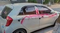 CA triệu tập nhóm bảo vệ ở Dương Nội xịt sơn hàng loạt ô tô vì không gửi trong chung cư
