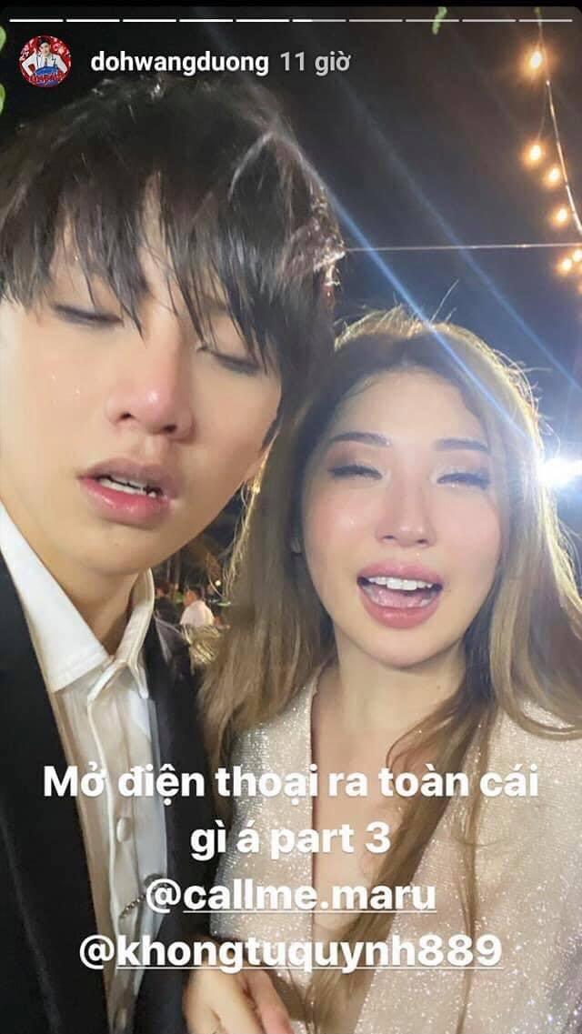 """Đông Nhi tung ảnh dìm hàng cả showbiz trong hôn lễ thế kỷ: Minh Hằng mất sạch hình tượng nhưng trùm cuối"""" lại là cô dâu-8"""