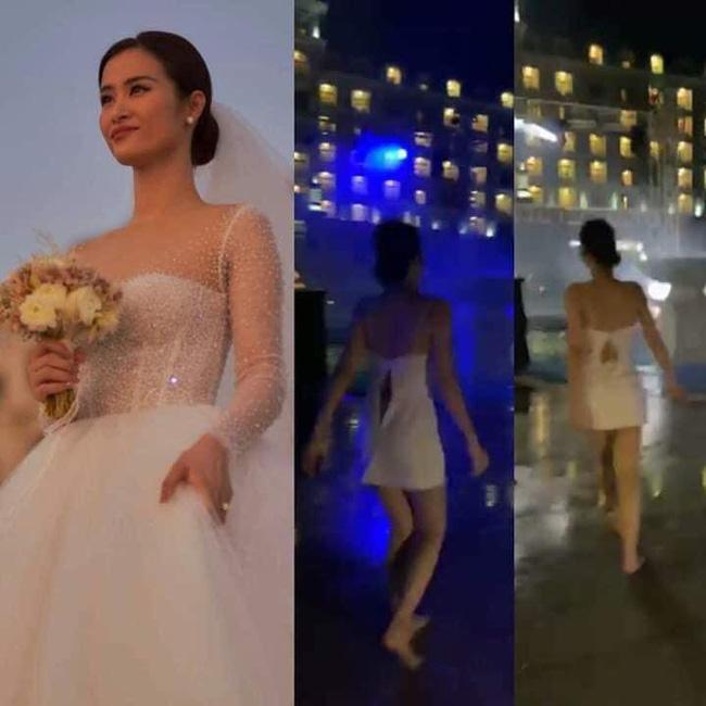 """Đông Nhi tung ảnh dìm hàng cả showbiz trong hôn lễ thế kỷ: Minh Hằng mất sạch hình tượng nhưng trùm cuối"""" lại là cô dâu-11"""