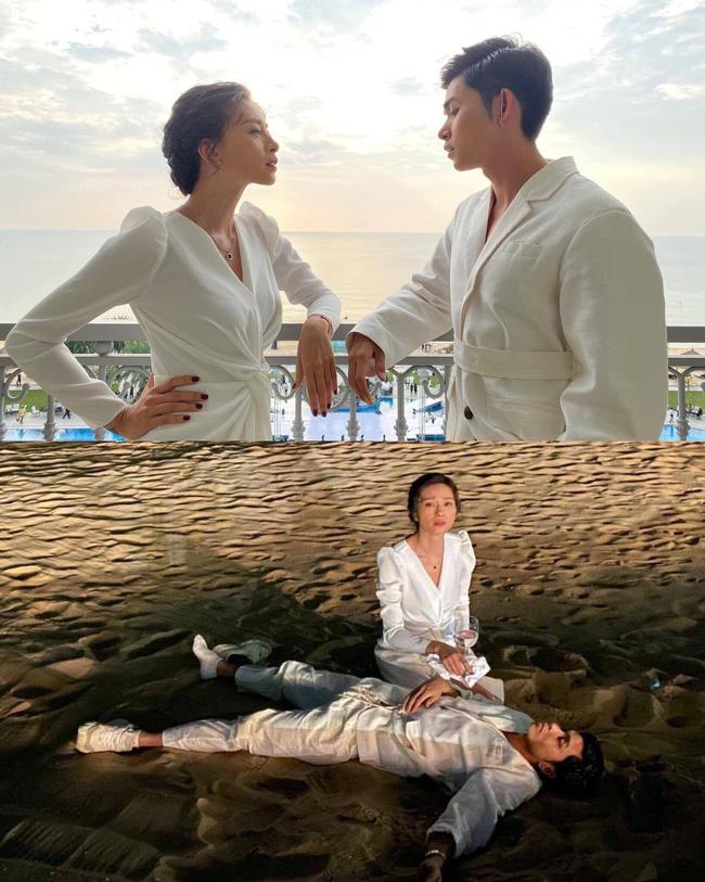 """Đông Nhi tung ảnh dìm hàng cả showbiz trong hôn lễ thế kỷ: Minh Hằng mất sạch hình tượng nhưng trùm cuối"""" lại là cô dâu-5"""