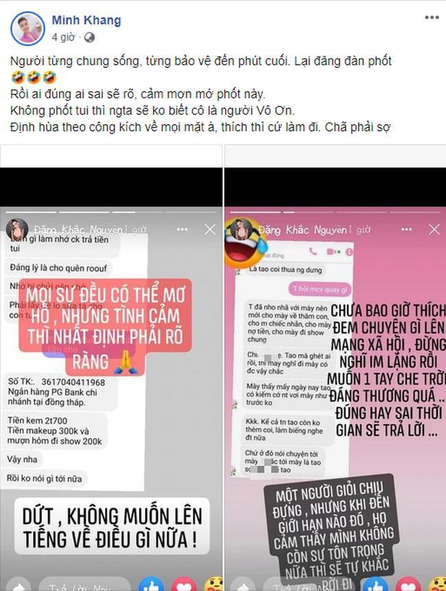 Cặp đôi chuyển giới hot MXH chia tay: Người đàn ông đầu tiên ở Việt Nam mang thai bức xúc tố vợ vô ơn cùng 1 loạt phốt khác-3
