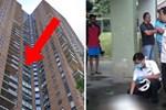 Thót tim với cảnh tượng bé trai 2 tuổi rơi từ tầng 13 được hàng xóm chụp được ở tầng 12, danh tính người hùng đầy bất ngờ-4