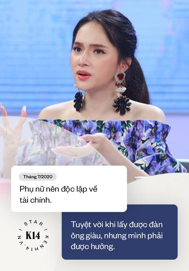 Hoa hậu Phương Lê viết hẳn status dài bênh vực, giải thích hộ đạo lý đối nhau chan chát của Hương Giang-3