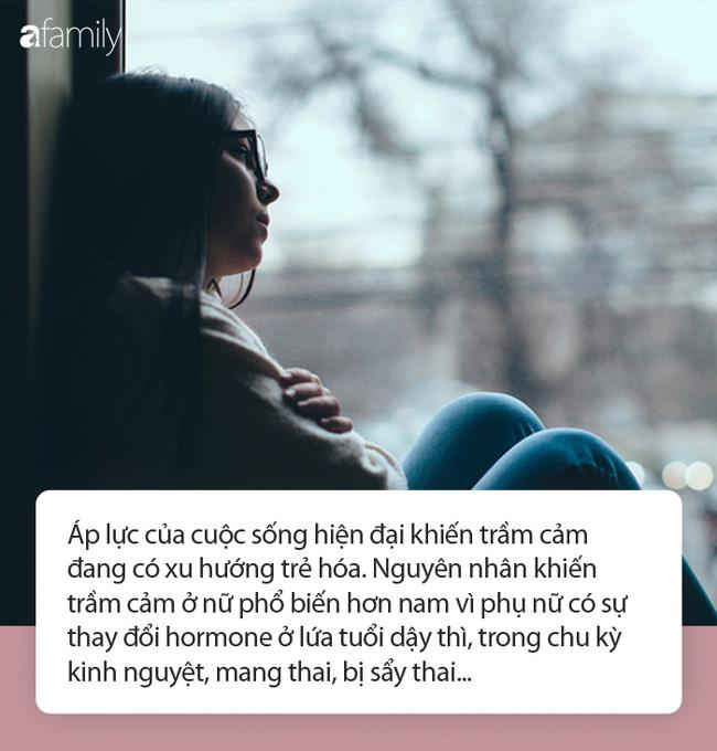 Từ vụ thi thể lìa đầu ở chung cư Hoàng Anh Thanh Bình: Chị em phụ nữ cần cảnh giác cao độ với chứng bệnh trầm cảm!-2