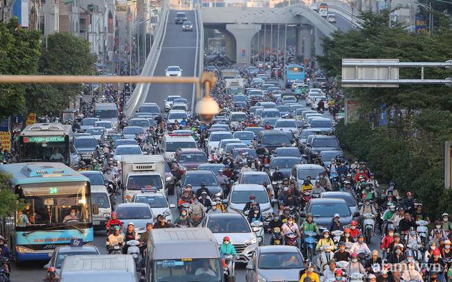 LƯU Ý: Các tuyến đường sẽ tạm cấm, hạn chế tại Hà Nội từ 12/11-15/11 phục vụ Hội nghị cấp cao ASEAN 37-1