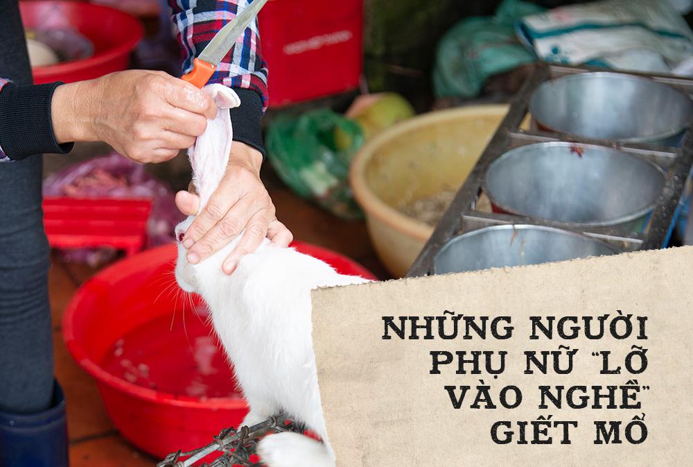 Chuyện lần đầu kể của người phụ nữ... lỡ làm nghề giết mổ động vật và những ánh mắt vô hồn đến ám ảnh tại khu xóm nhỏ chuyên thịt chó ở Sài Gòn-3