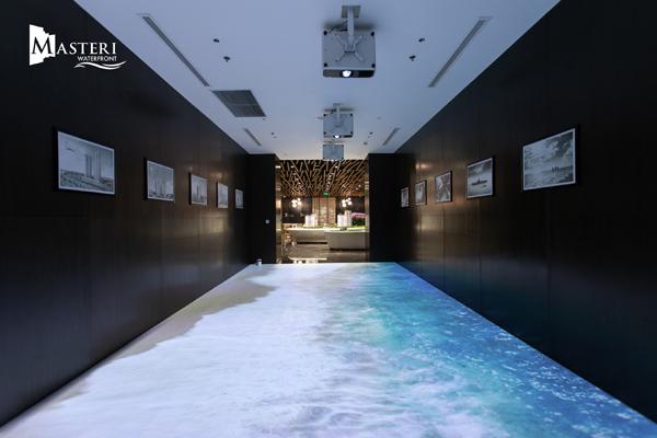 Trải nghiệm nhà mẫu hiện đại, đẳng cấp của Masteri Waterfront-1
