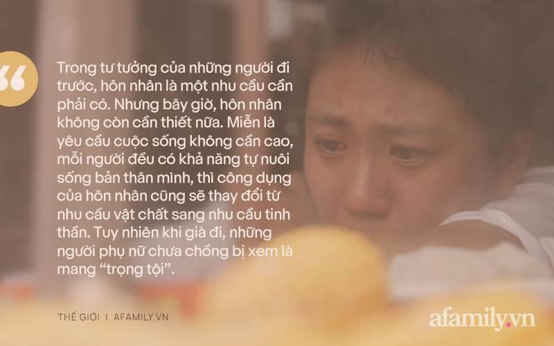Những bà cô Trung Quốc chưa chồng chịu đựng sự cay nghiệt của cuộc đời chưa đủ, còn bị rơi xuống đáy xã hội chỉ vì một chữ ế-2