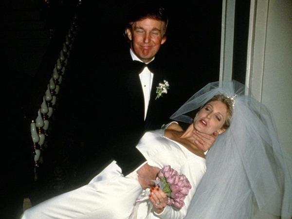 Ông Trump và bà Melania đã ký thỏa thuận tiền hôn nhân-4
