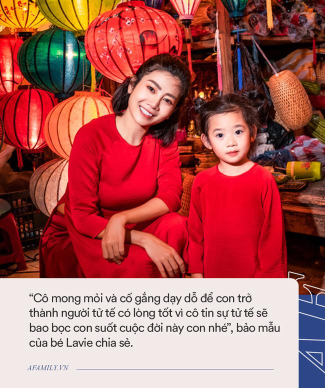 Hơn nửa năm sau ngày mẹ mất, con gái Mai Phương vẫn khiến mọi người xót xa nhưng phần nào an tâm vì được người này nuôi dạy-2
