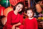 Lần đầu làm mẹ, bà xã MC Thành Trungthấm cảnh con ốm, sụt hẳn cân vì lo lắng-9