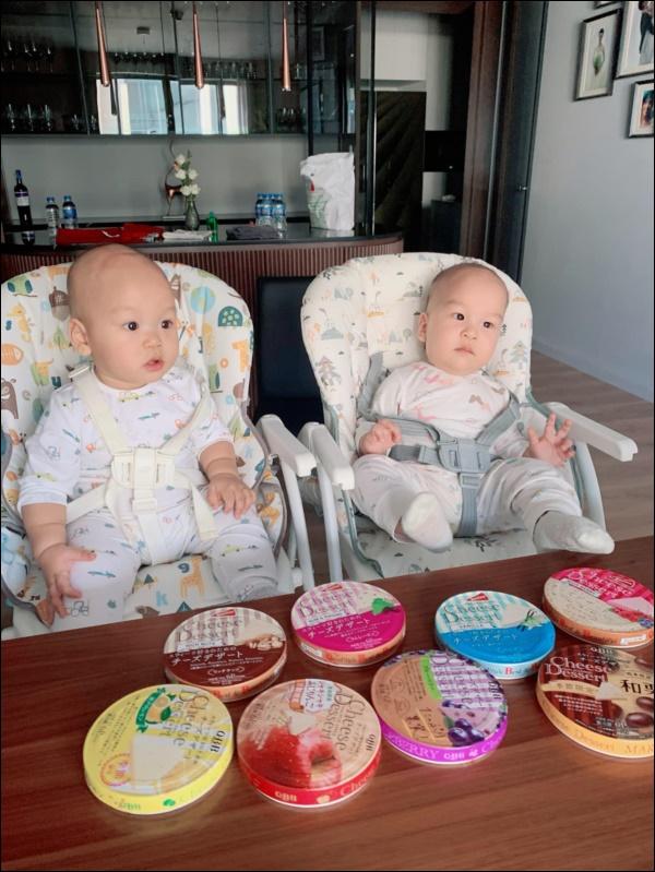 Lần đầu làm mẹ, bà xã MC Thành Trungthấm cảnh con ốm, sụt hẳn cân vì lo lắng-2