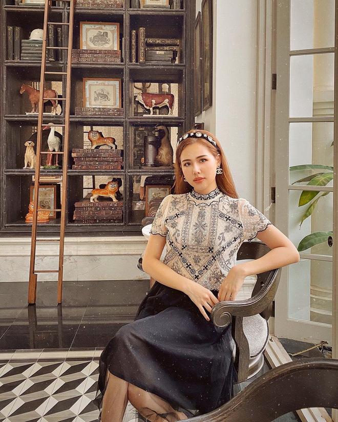 Phanh Lee khi làm dâu nhà giàu: Style chuyển phỏm sang đằm thắm, mất hết nét chiến ngày xưa luôn-2