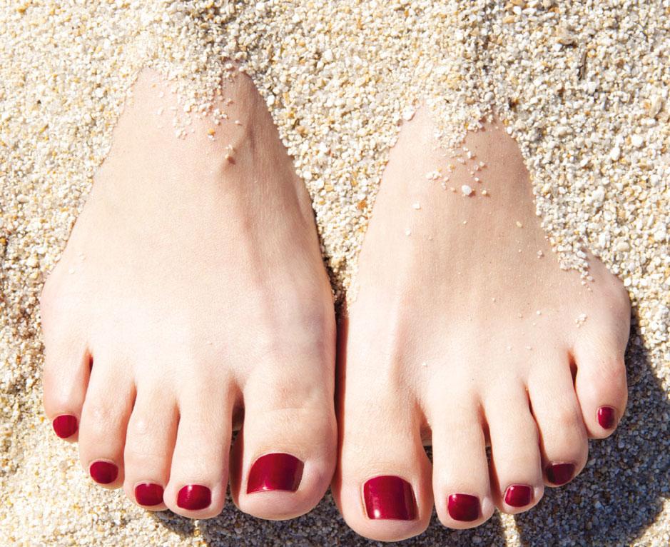 Muốn biết nội tạng có nhiễm bệnh không chỉ cần nhìn xuống bàn chân, có 3 tín hiệu thì cần phải đi khám khẩn cấp-2