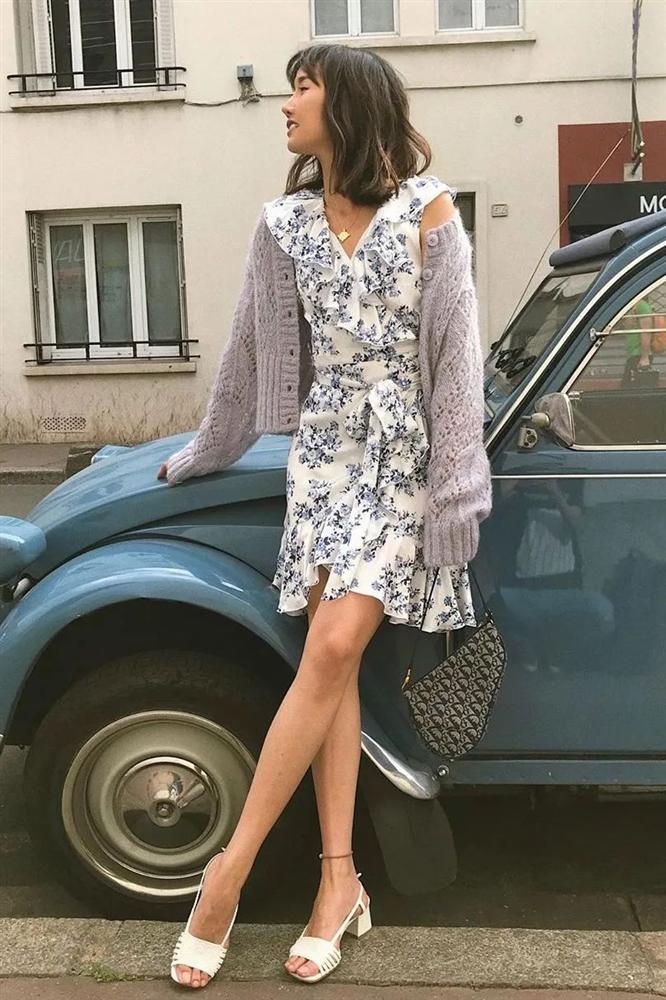 6 cách mix áo len và váy được hội sành mặc chăm áp dụng nhất mùa lạnh-12
