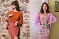 6 cách mix áo len và váy được hội sành mặc chăm áp dụng nhất mùa lạnh
