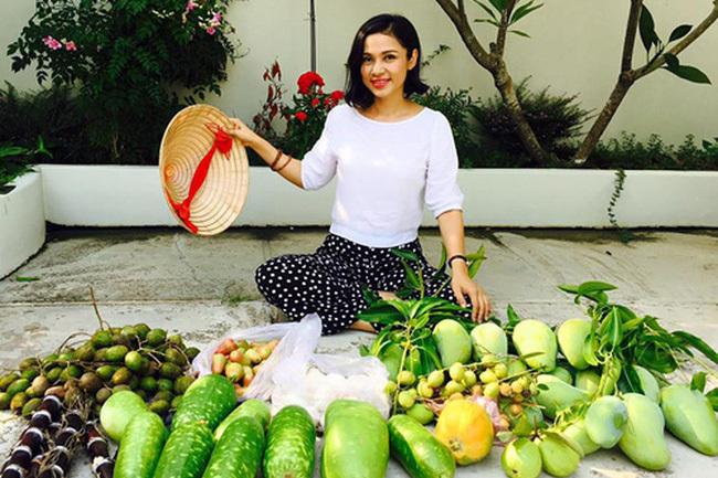 Nhà vườn rộng 2500m2 ngập tràn cây trái của Việt Trinh-4