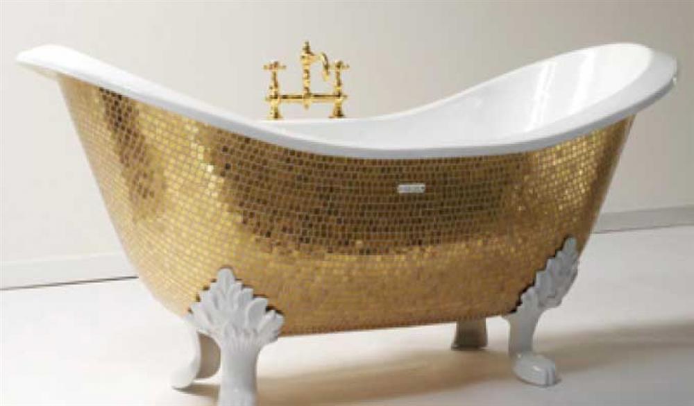 Những chiếc bồn tắm siêu đắt đỏ chỉ có trong dinh thự của các tỷ phú-3