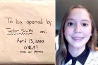 Dọn dẹp đồ đạc của con gái 12 tuổi qua đời vì bệnh tật, bố mẹ lặng người khi phát hiện 1 bức thư và khóc nghẹn khi đọc những dòng chữ trong đó