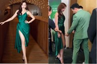 Từng mê Hari Won mặc đồ sexy, giờ Trấn Thành lại soi bộ đầm xẻ cao tít tắp mà vợ diện: Che chắn cẩn thận vẫn thấy không yên tâm