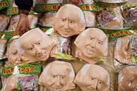 Mặt nạ ứng viên Tổng thống Mỹ Biden bất ngờ bán chạy như tôm tươi