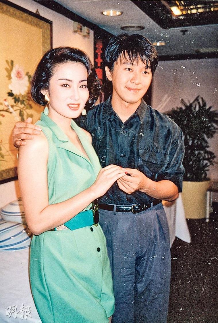 Trước khi gây thất vọng bởi ngoại hình biến dạng, đệ nhất mỹ nhân Hong Kong khiến Châu Tinh Trì điên đảo từng sở hữu nhan sắc đẹp tới nhường này-6