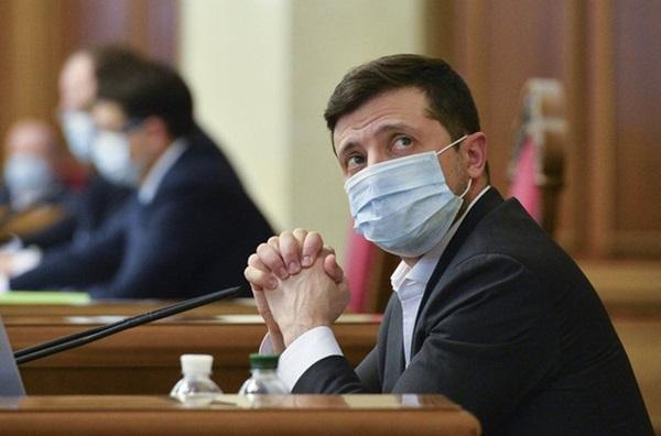 Tổng thống Ukraine Volodymyr Zelenskiy nhập viện điều trị COVID-19-2