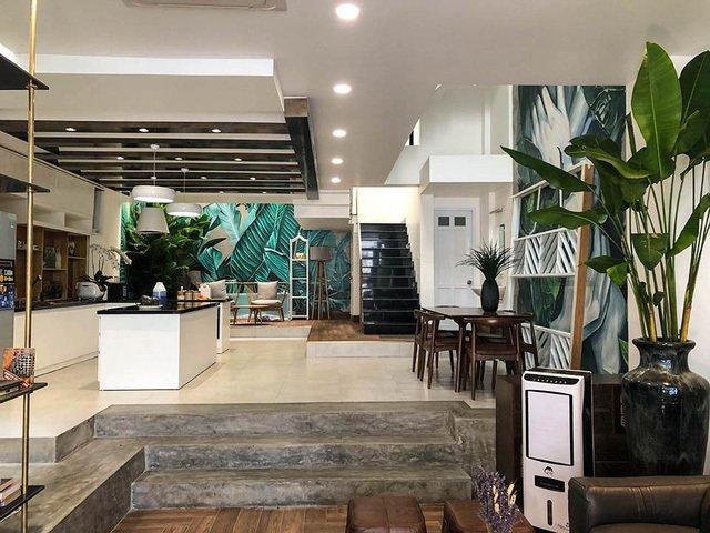Ngắm căn nhà trị giá 23 tỷ của Hồ Quang Hiếu, không gian xanh tươi ai cũng thích thú-3