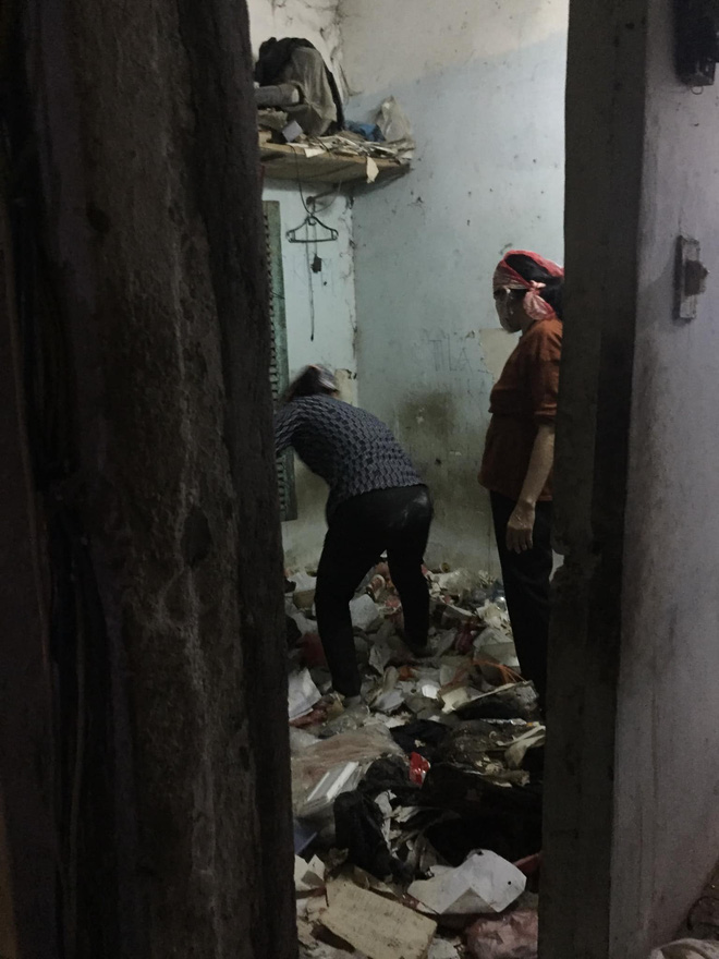 Cho thanh niên ở Hà Nội thuê nhà 7 năm, bà chủ đứng hình khi nhận lại nhà không khác gì một bãi rác!-4