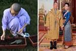 Biến mới hậu cung Thái Lan: Hoàng quý phi vừa phục vị bị tung ảnh nhạy cảm, mọi ánh mắt đều đổ dồn về chính cung Hoàng hậu-3