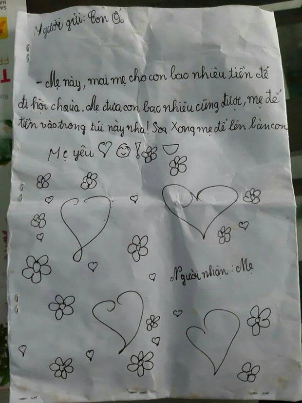 Bé gái ở TP.HCM viết tâm thư hỏi vay bà ngoại 7 triệu đồng, kế hoạch trả nợ chi tiết kèm theo khiến nhiều người phải choáng-2