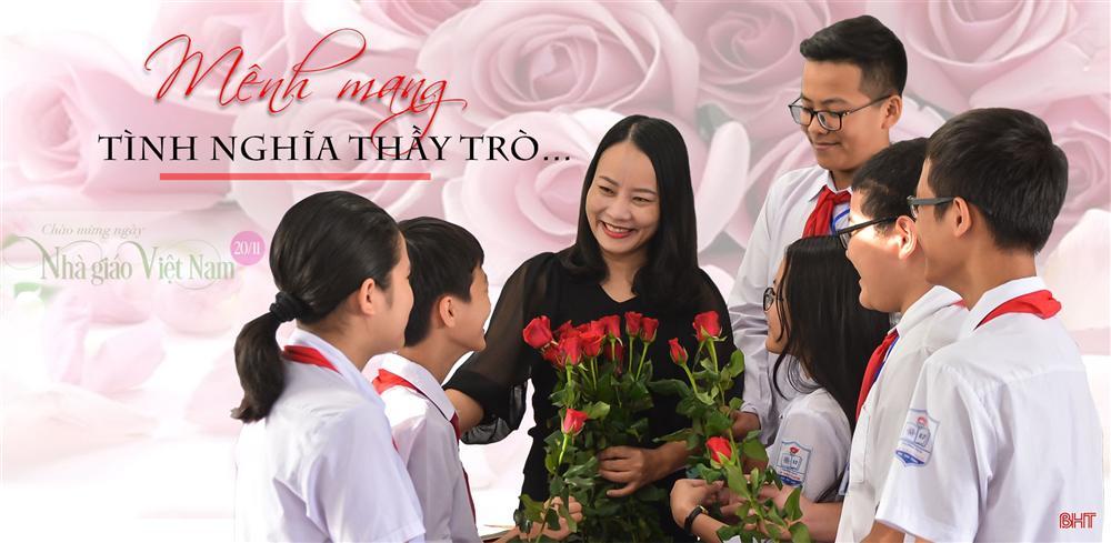 Những bài thơ hay thay lời muốn nói dành tặng thầy cô nhân ngày 20-11-8