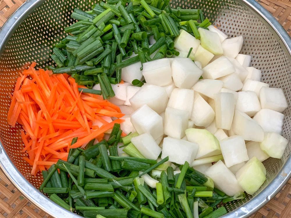 Ngày đông đổi vị với món kim chi củ cải giòn tan hấp dẫn, bữa cơm gia đình càng thêm ngon miệng và đầm ấm-4