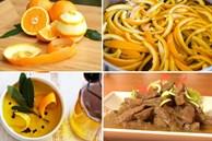 Đừng vứt vỏ cam tươi mà hãy trộn chung với muối ăn, điều này sẽ giúp bạn tiết kiệm rất nhiều tiền mỗi năm