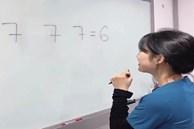 Bài toán điền vào chỗ trống khiến sinh viên Y bó tay, hóa ra đáp án lại dễ không ngờ