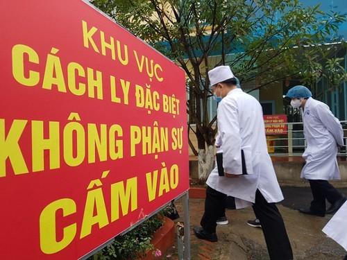 Chiều 15/11, thêm 16 ca mắc mới COVID-19, Việt Nam có 1.281 bệnh nhân-1