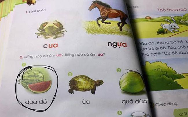 Công bố tài liệu chỉnh sửa các từ ngữ, bài tập đọc có nội dung không phù hợp trong sách giáo khoa Tiếng Việt 1 bộ Cánh Diều-1