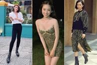 STREET STYLE: Thúy Vi diện váy như đồ ngủ - Đào Bá Lộc ngày càng nữ tính