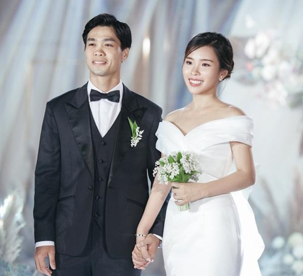 Lộ thực đơn tiệc cưới phong cách châu Âu - Nhật Bản do đích thân Công Phượng và Viên Minh lựa chọn-2