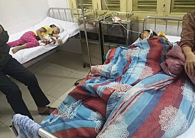 Bố chồng đánh con dâu mang thai và 2 cháu nguy kịch đã thoát khỏi hôn mê sau khi tự tử-1