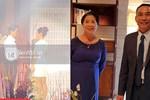 Clip HLV Park Hang-seo lên đồ trang trọng, tay bắt mặt mừng tại siêu đám cưới của Công Phượng-7