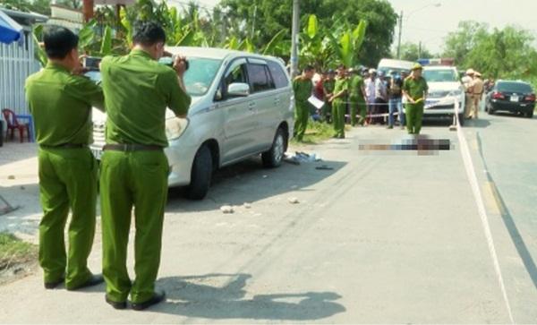 Tình tiết bất ngờ vụ chồng đâm chết người để giải cứu vợ ở Vĩnh Long: Mẹ ruột thuê 6 đối tượng đến bắt con gái-1