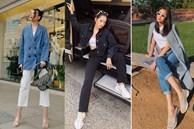 5 mẫu áo khoác được các mỹ nhân Việt lăng xê tích cực vì mặc kiểu gì cũng đẹp và 100% sành điệu