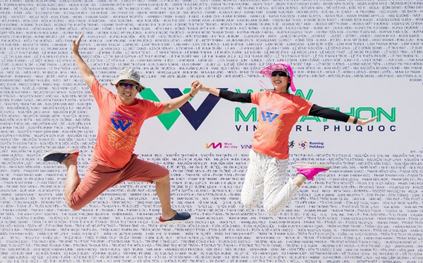 Cung đường marathon 'cực phẩm' và kỳ nghỉ trong mơ ở Vinpearl Phú Quốc-7